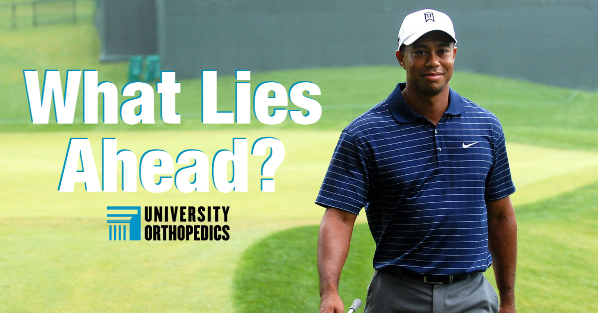 Local media turns to UOI doctors for insight on Tiger Woods' injuries
