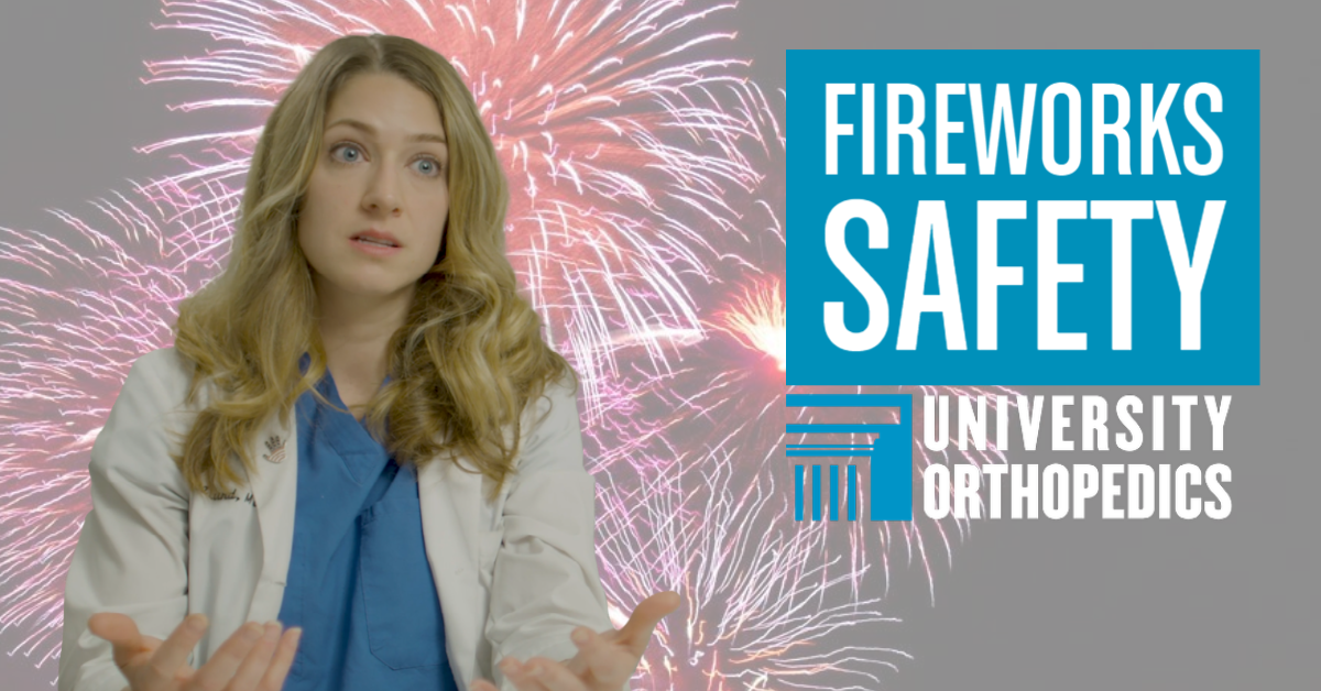 Read more about the article Tips to Prevent Fireworks Injuries
