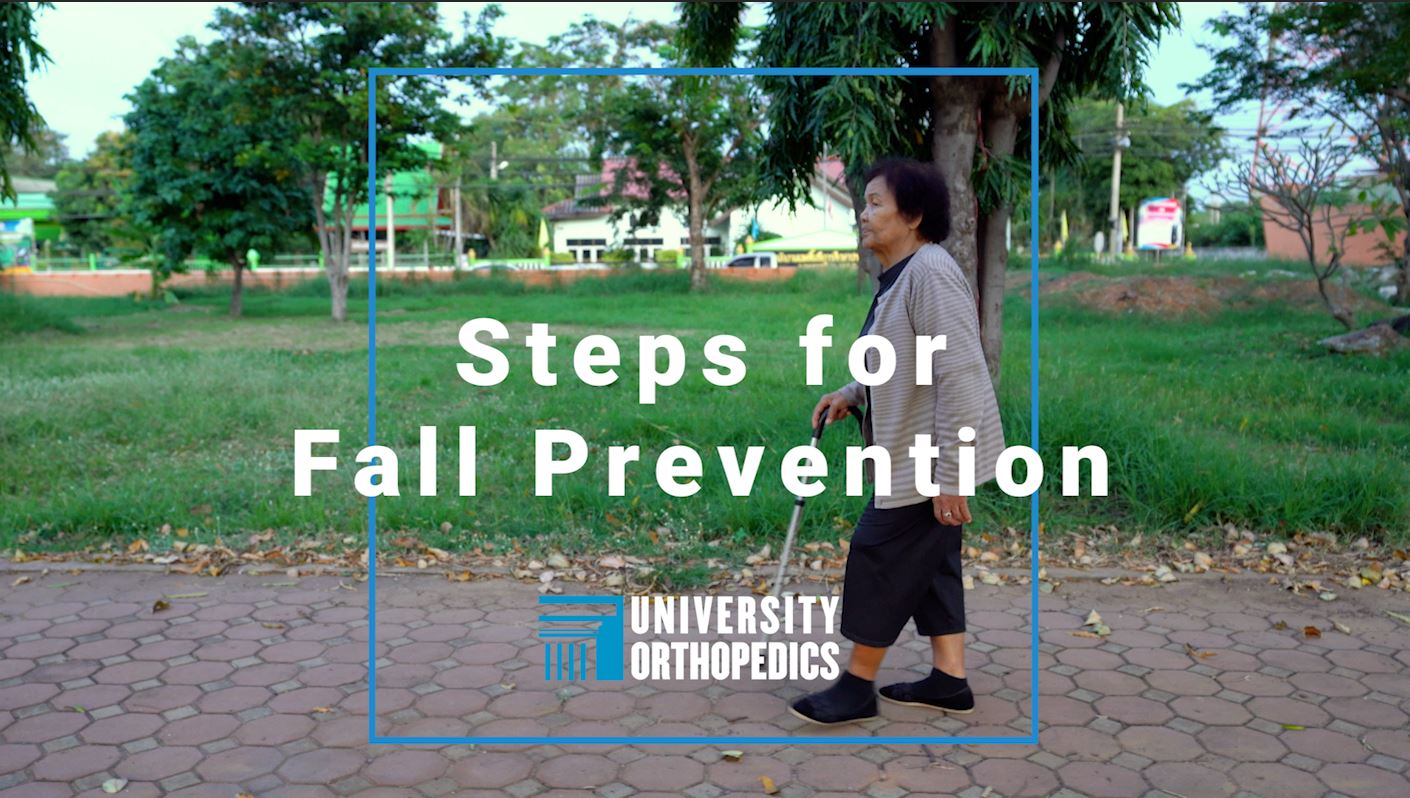 Read more about the article Seniors, Families Can Take Steps for Fall Prevention